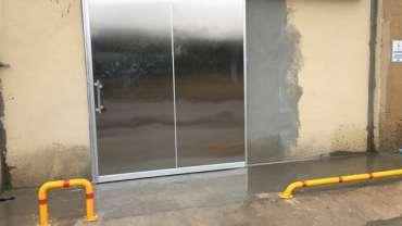 Fumigasyon Kapısı