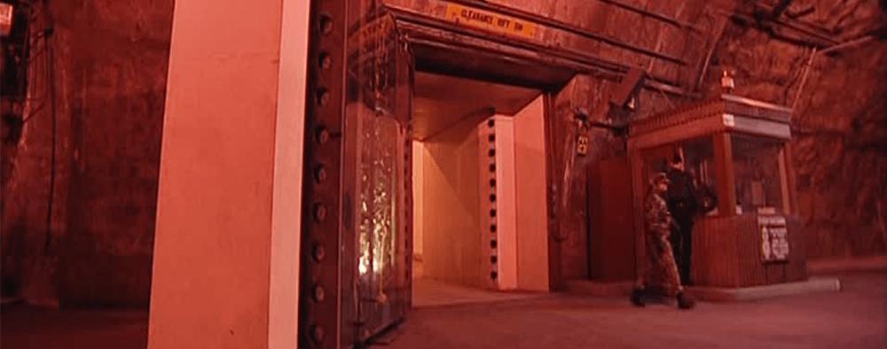 Radyasyon Korumalı Kapılar