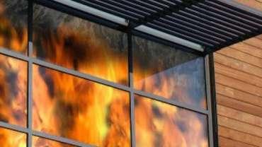 Yangına Dayanıklı Camlar