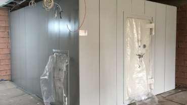 Kasa Odaları ve Kapıları