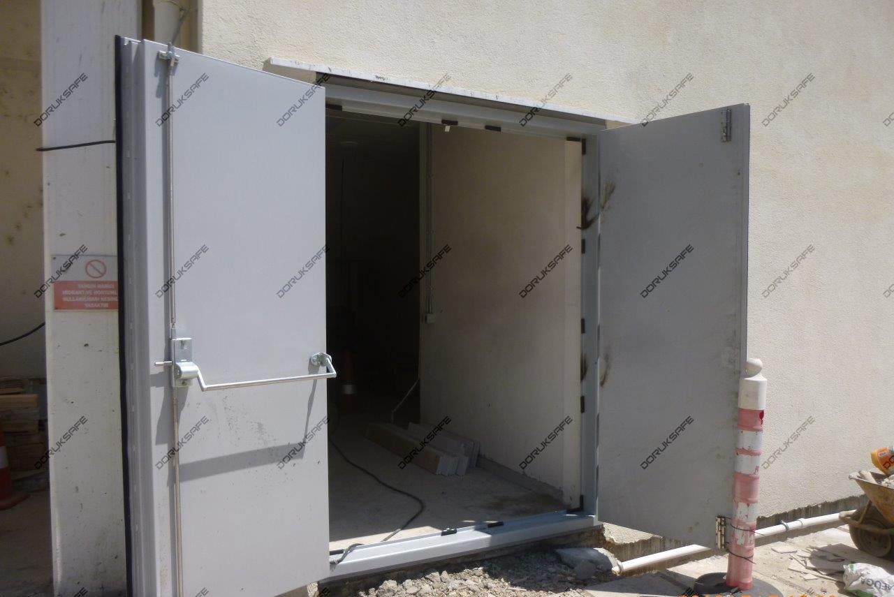 Yüksek Güvenlikli Kapı Nedir?