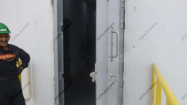 What is Blast Proof Door?