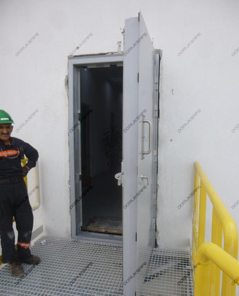 What is Blast Proof Door?