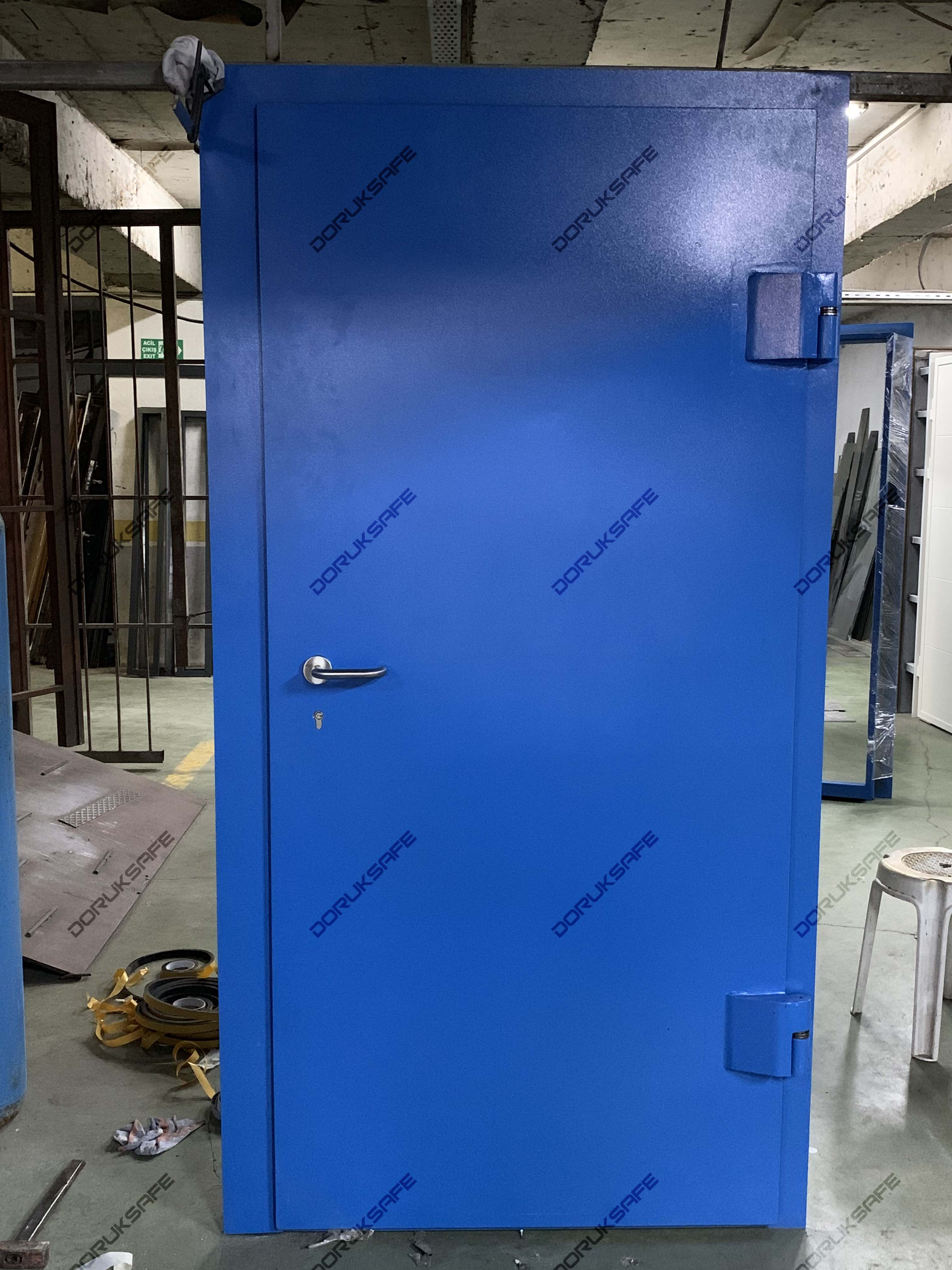 WHAT IS BULLET PROOF DOOR?