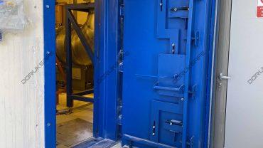 Burglary and Detention  Doors